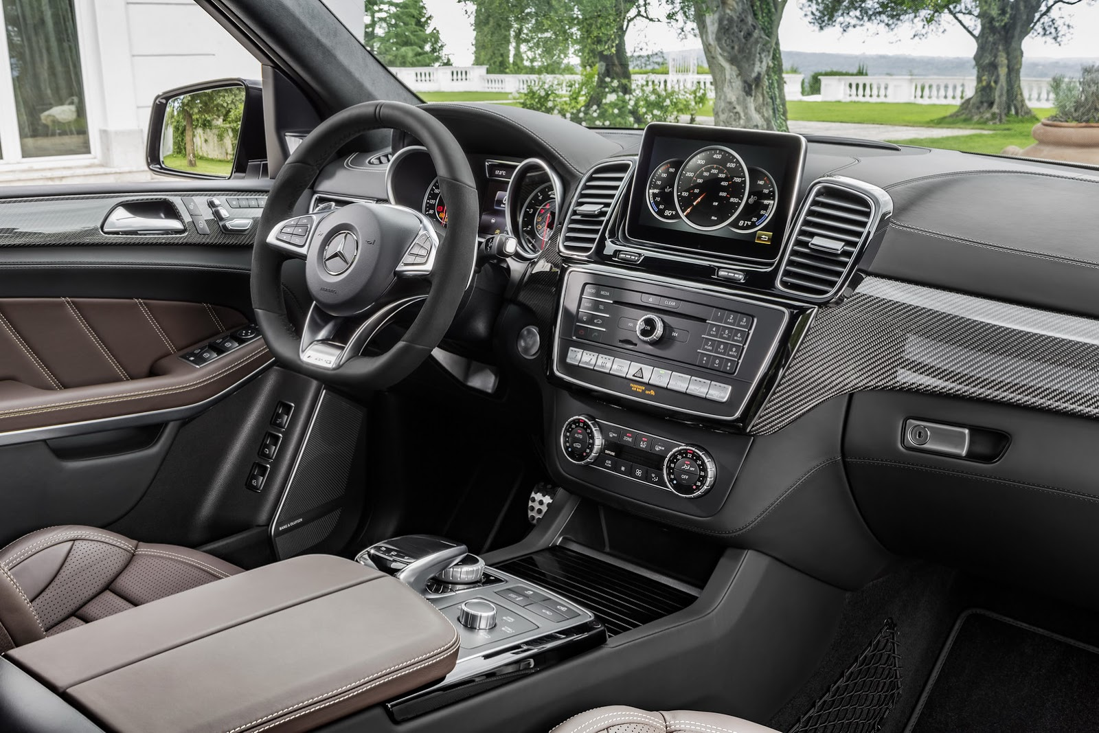 Mercedes Ml350 Price 2017 >> Get A Better Look At 2017 Mercedes-Benz GLS In 69 Pics [w/Video]