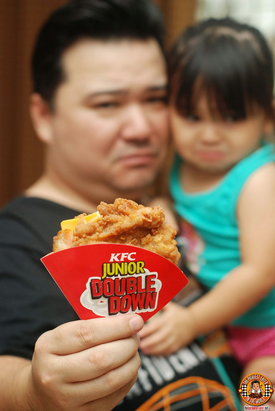 The Pickiest Eater In The World Farewell To Kfcs Double Down
