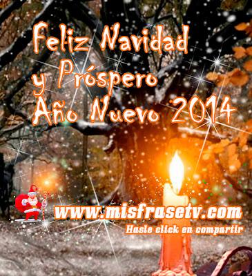 frases de navidad y año nuevo p