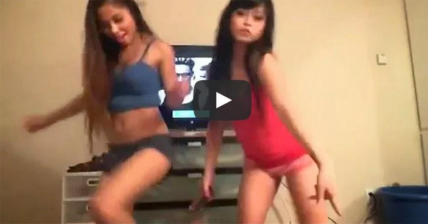 Asian Models Videos: Dancing at Home