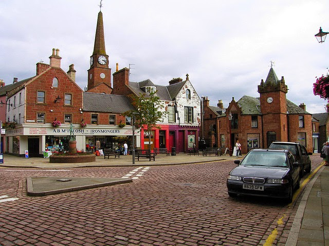 Kirriemuir Angus Scotland