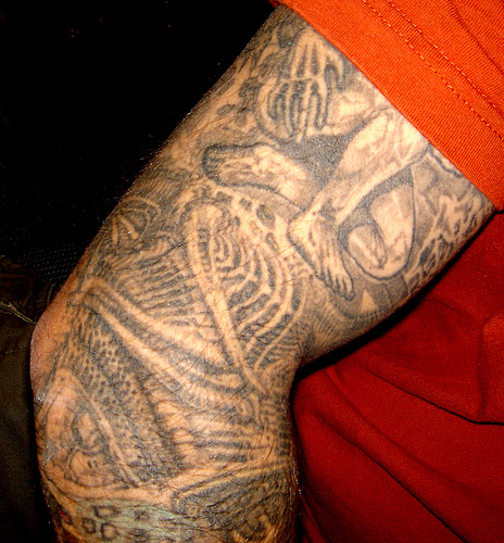 Tattoo Designs Elbow: Elbow Tattoos Designs And Ideas