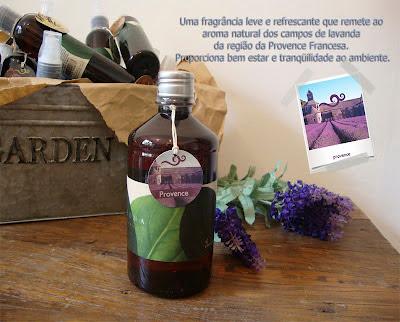 Aromas de Provence