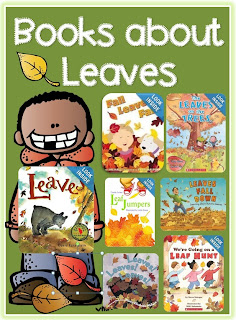 Books about Leaves - Book List Clever Classroom