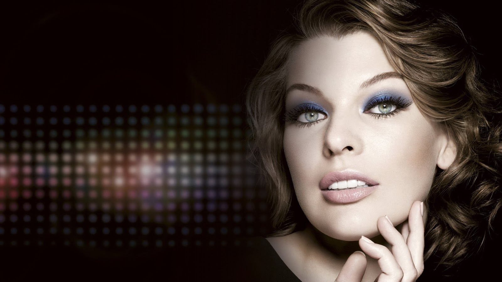 Milla Jovovich Beautiful