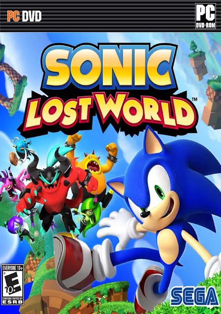 Sonic Lost World Download Cover Free Game