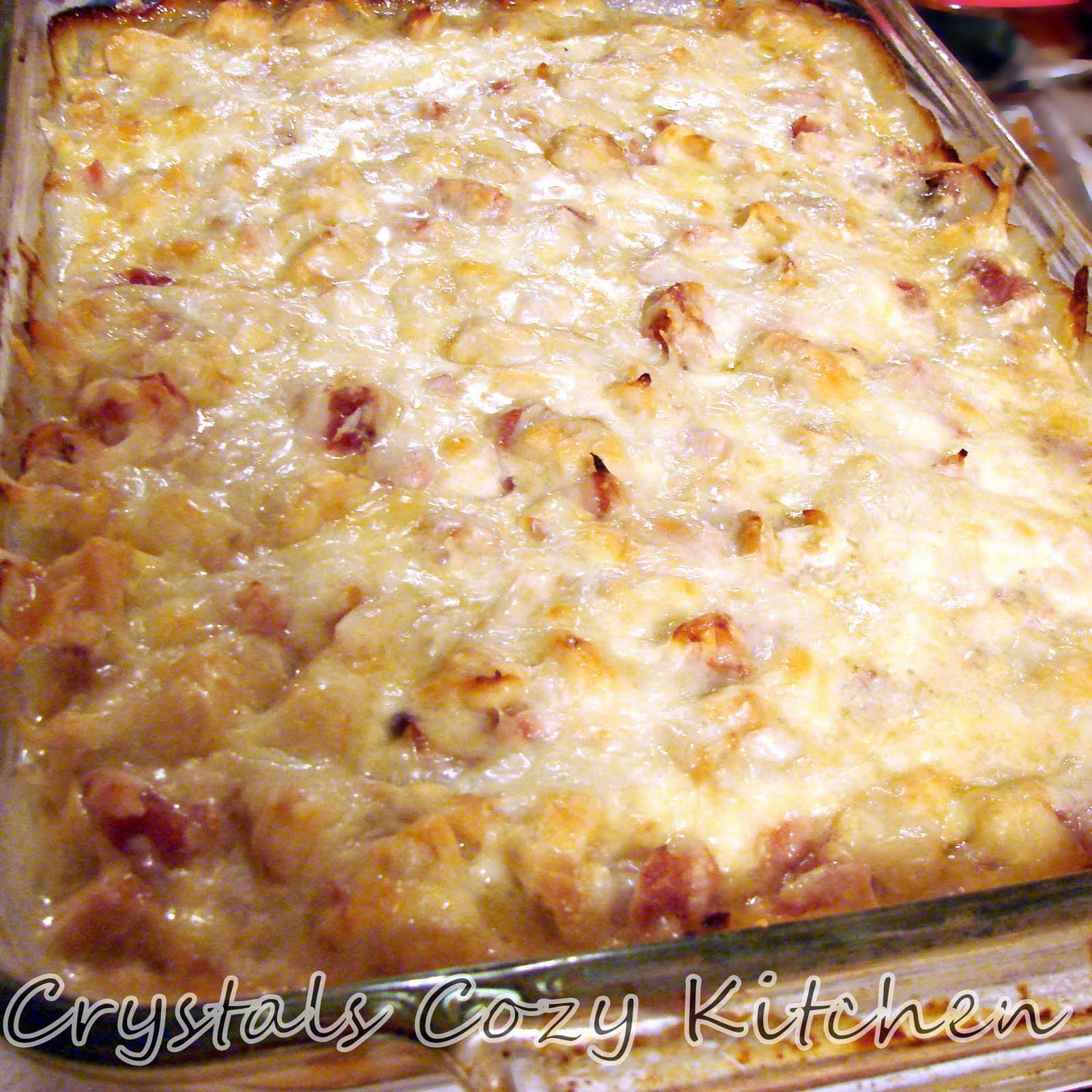 ... Cozy Kitchen: Chicken Cordon Bleu Casserole - Freezer Meal Style