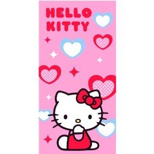 Toallas de playa Hello Kitty : Locos por Hello Kitty