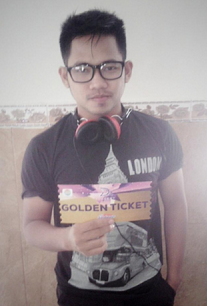 Biodata dan profil irwansah putra Dangdut D'academy 2 indosiar