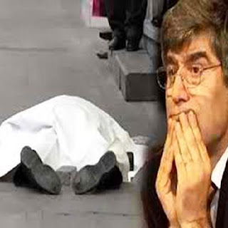 Hrant Dink, journal, Turkey, Turkish, Armenian, Armenia