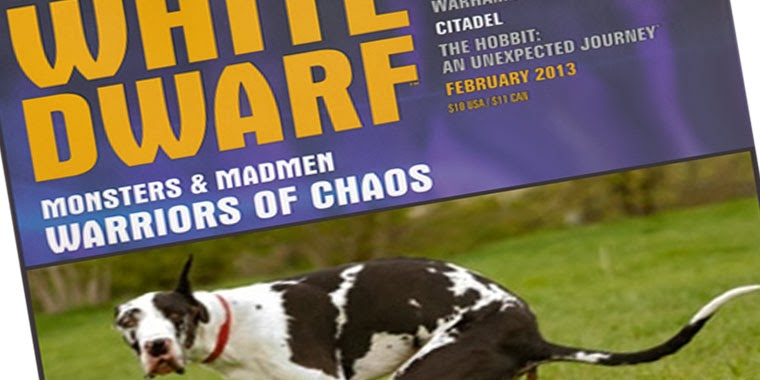 White Dwarf New Format Review