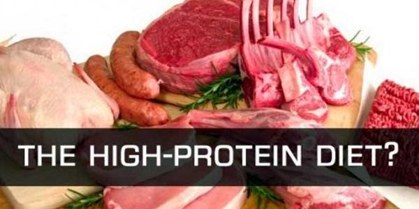 High Protein Diet Reduce the Risk of Stroke 20%