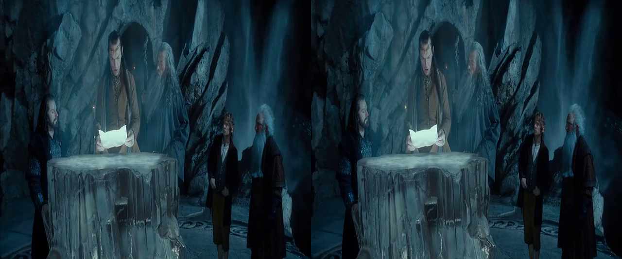 The+Hobbit+An+Unexpected+Journey+(2012)+BluRay+720p+3D+Half SBS+x264+BRRIP+1,1GB+3