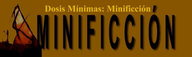 Dosis Mínimas; Minificción