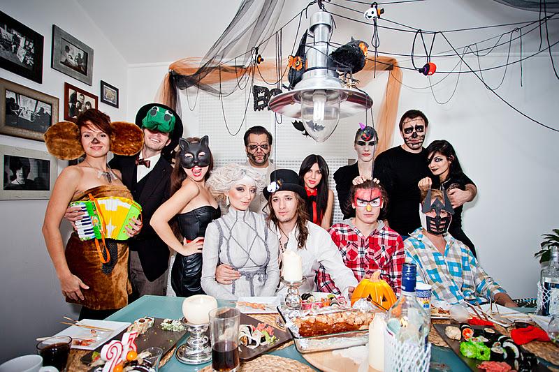 Тематическая вечеринка в домашних условиях 335