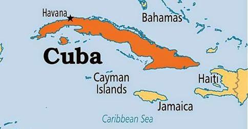Maps As Art Cubaninsider March  Cuba İs a