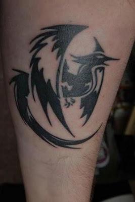 Imagens de Tatuagens de Fênix