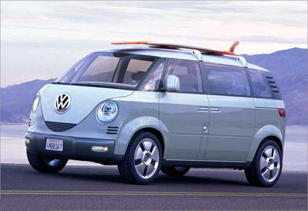 Rumors VW Microbus to be released in 2014 or 2015