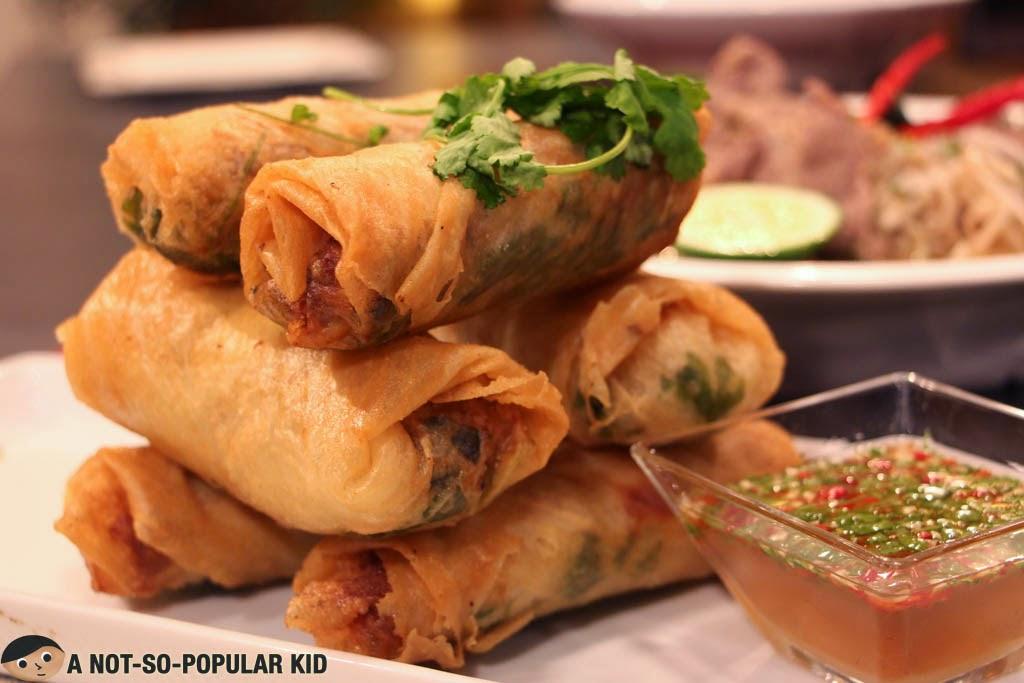 Vietnamese Spring Rolls by Chef Boy Logro
