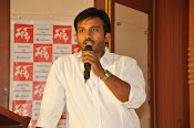 Gulf movie press meet photos-thumbnail-7