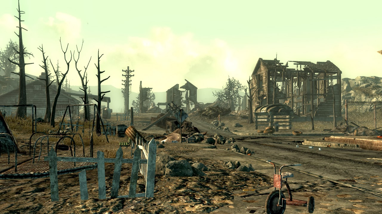 Well Rendereds Games Of The Generation 5 Fallout 3