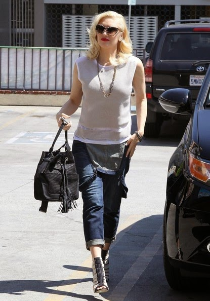 Gwen Stefani Style Fashion