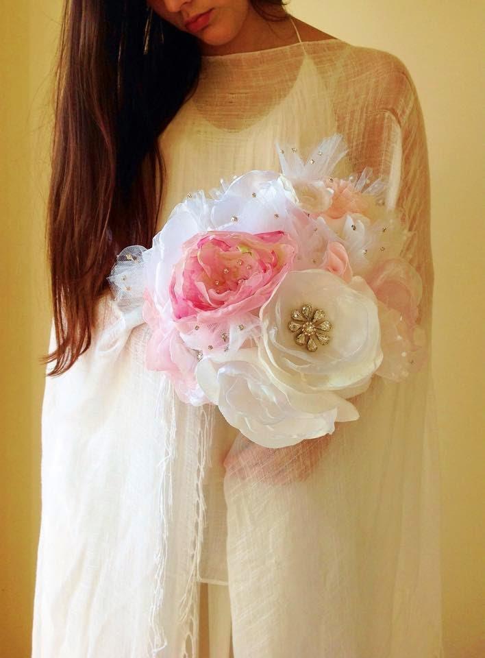 bouquet de jóias grande