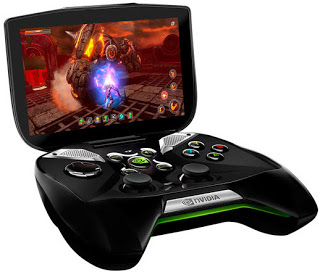 Nvidia Project Shield - Gaming Console