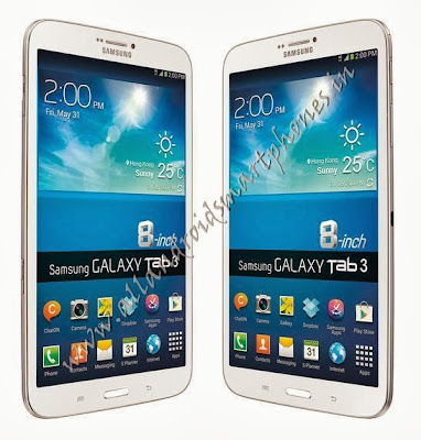 Samsung Galaxy Tab 3 8.0 SM-T315 4G White GSM Wi-Fi Android Tablet Photos & Images Review