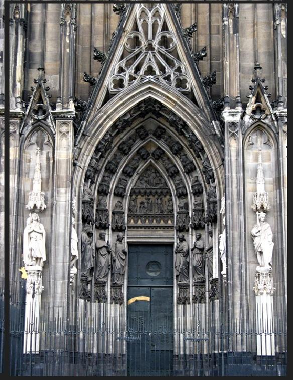 """""""Entrad por la Puerta Angosta"""" (Mt 7,13/ Lc 13,24)"""