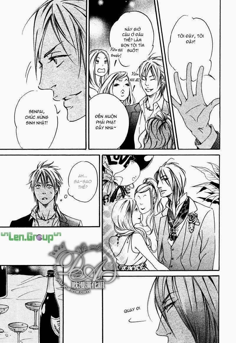 Kizutsuite Romance Manga chap 2 - Trang 17