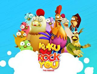 film animasi indonesia kukurockyou tayang di Indosiar
