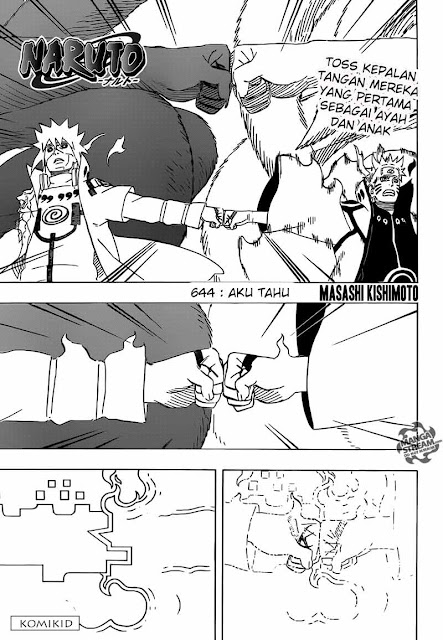 "Download Komik Naruto Chapter 644 ""Aku Tahu"" Bahasa Indonesia"