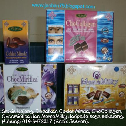 Dapatkan Pelbagai Coklat Jenama Hijrah Sekarang