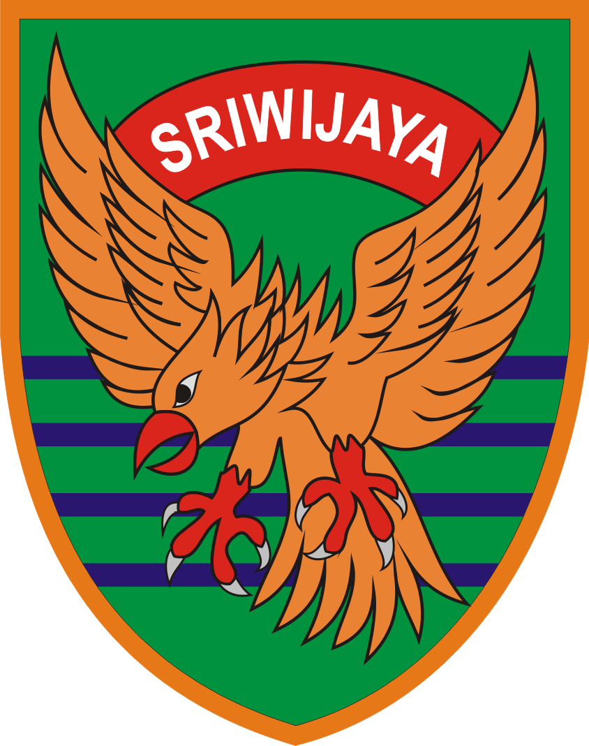 logo kodam sriwijaya kumpulan logo lambang indonesia