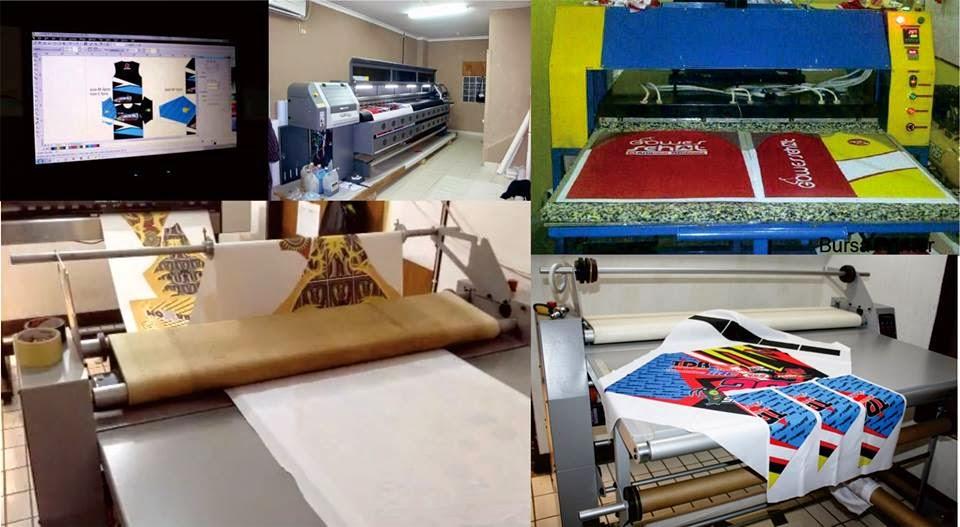 Jersey Futsal Digital Fullprinting