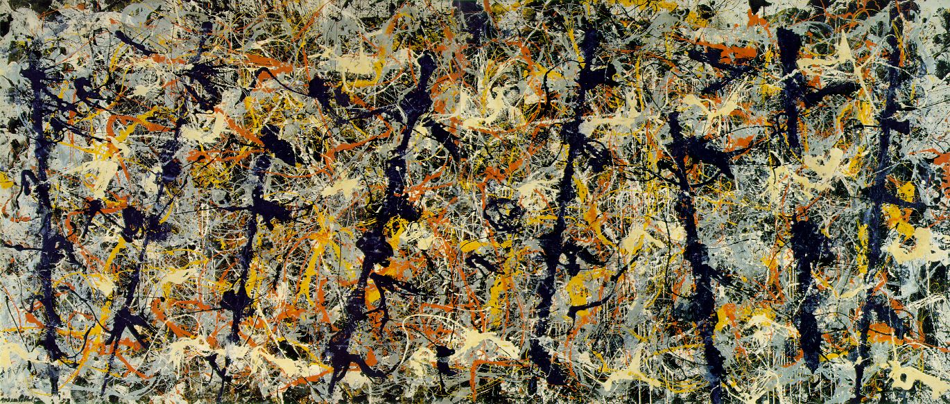 Jackson Pollock - Biography of famous artists