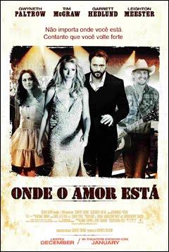 Filme Onde o Amor Está   Legendado