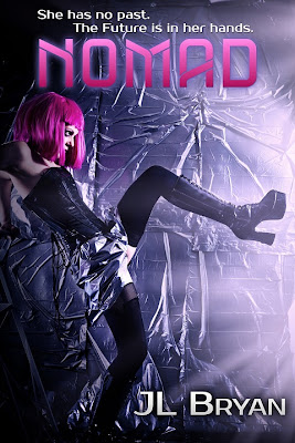 Cover Reveal: NOMAD by JL Bryan