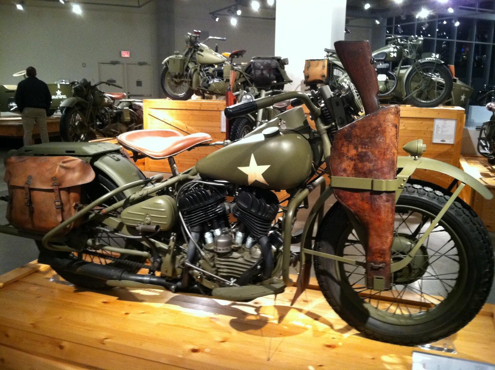 Barber Motorsports Museum Pics