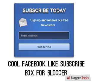 Subscribe Box Blogger