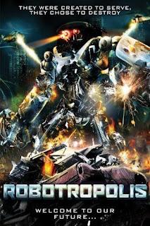 Ver Película Robotropolis Online Gratis (2011)