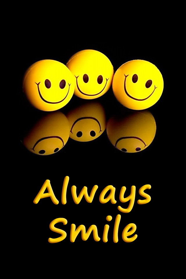 20 Sensational Smiley Wallpapers of iPhone 4S   Smiley Symbol