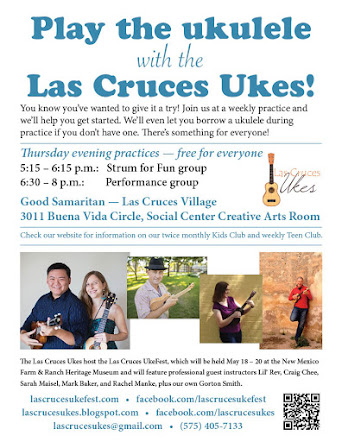 Join the Las Cruces Ukes!