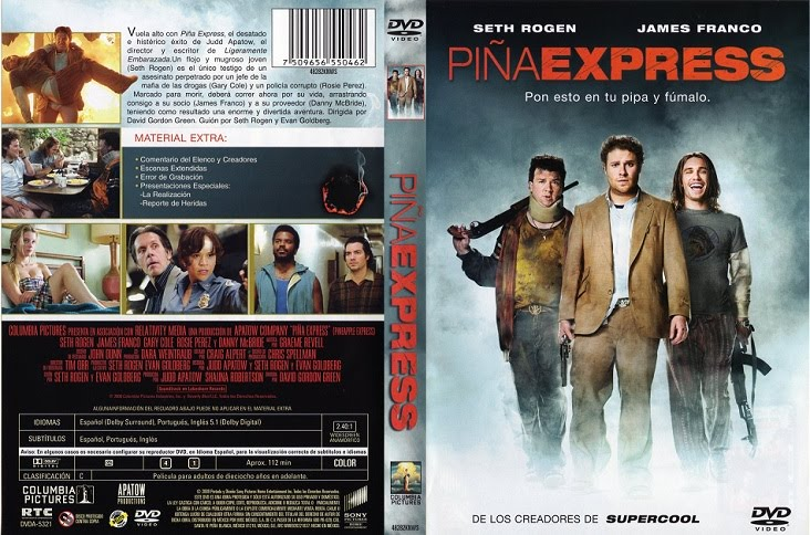 piña express