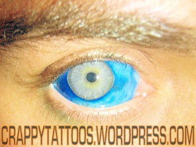 Eyesball tattoos ideas