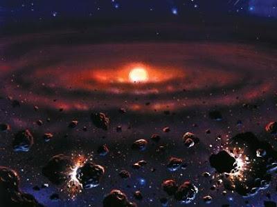 Teori Nebula (Teori Kabut)