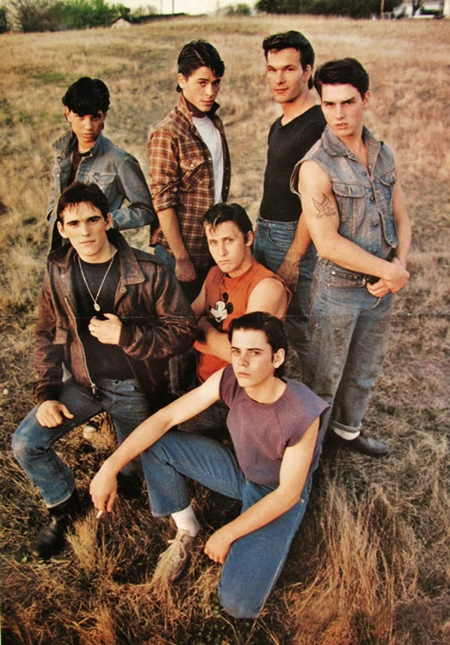 The Outsiders Part 1 UnCut  YouTube