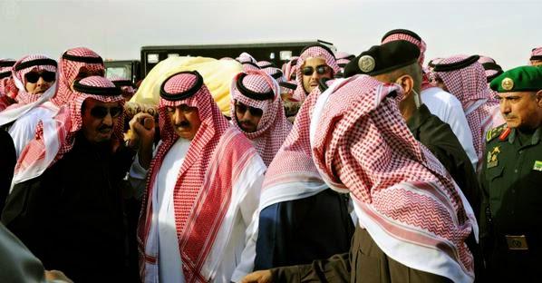 الشخص الوحيد الذي  منعه الملك سلمان بن عبدالعزيز  من حضور جنازة  أخيه  الملك عبدالله