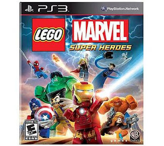 Cheat Code Lego Marvel Super heroes PS3 at outletofGames.blogspot.com